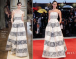 Sara Sampaio In Armani Privé - 'A Star Is Born' Venice Film Festival Premiere