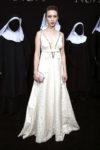 Taissa Farmiga In Miu Miu - 'The Nun' LA Premiere