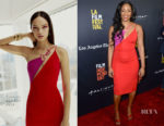 Tiffany Haddish In Cushnie - 'The Oath' LA Film Festival Gala Screening