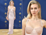 Vanessa Kirby In Tom Ford - 2018 Emmy Awards