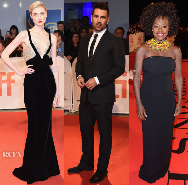 'Widows' Toronto International Film Festival Premiere