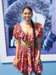 Zendaya Coleman In Michael Kors Collection - 'Smallfoot' LA Premiere