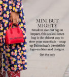 New Season Trend: Mini Bags