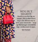 New Season Trend: Mini Bags