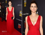 Alexandra Daddario In Michael Kors Collection - 'Nomis' LA Film Festival Premiere