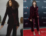 Caitriona Balfe In Khaite & Chloe - 'Outlander' - 2018 Paleyfest NY & Starz Brings Outlander To NYCC
