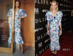 Carey Mulligan In Attico - 'Wildlife' LA Premiere