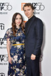 Carey Mulligan In Valentino & Zoe Kazan In Erdem - 'Wildlife' New York Film Festival Premiere