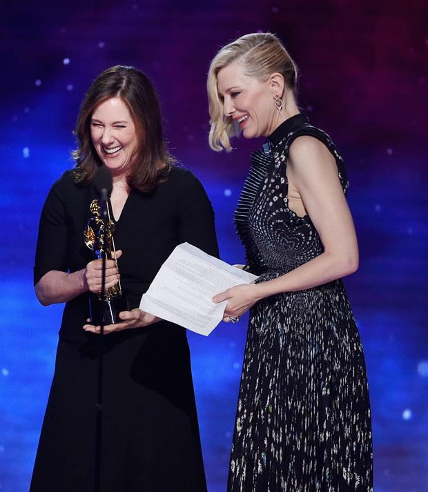 Cate Blanchett In Givenchy - 2018 British Academy Britannia Awards