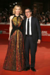 Cate Blanchett In Maison Margiela Haute Couture - 'The House With A Clock In Its Walls' Rome Film Festival Premiere