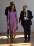 Catherine, Duchess of Cambridge In Emilia Wickstead - The Global Ministerial Mental Health Summit