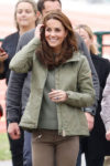 Catherine, Duchess of Cambridge Is Back From Maternity Leave