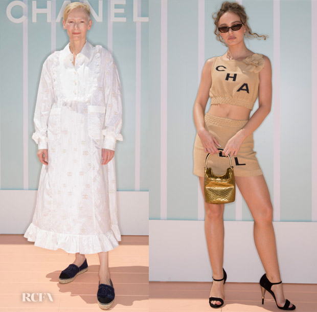 Chanel Cruise 2019 Replica Bangkok Show