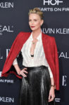Charlize Theron In Christian Dior - ELLE's 25th Annual Women In Hollywood Celebration