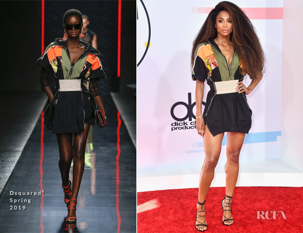 Ciara In Dsquared² - 2018 American Music Awards