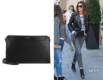 Cindy Crawford's Saint Laurent Catherine Satchel