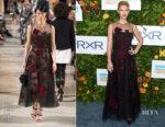 Claire Danes In Oscar de la Renta - 20th Anniversary Gala To Celebrate Hudson River Park