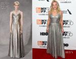 Elisabeth Moss In Christian Dior - 'Her Smell' New York Film Festival Premiere