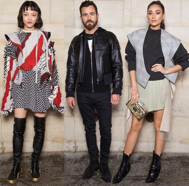 Front Row @ Louis Vuitton Spring 2019 3