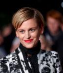 Denise Gough In Erdem - 'Colette' London Film Festival Premiere
