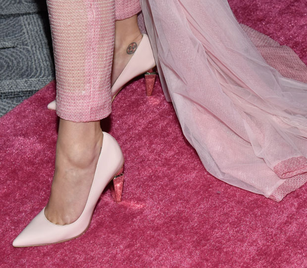 Katy Perry In Galia Lahav - QVC 'FFANY Shoes Gala
