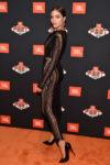 Olivia Culpo In Julien Macdonald - JBL Fest 2018
