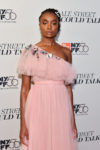 Kiki Layne In Valentino - 'If Beale Street Could Talk' New York Film Festival Premiere