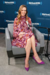 Hilary Swank In Giambattista Valli - SiriusXM
