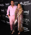 Jennifer Lopez & Alex Rodriguez In Tom Ford - 'Jennifer Lopez: All I Have' Finale