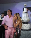 Jennifer Lopez & Alex Rodriguez In Tom Ford