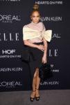 Jennifer Lopez In Maticevski - ELLE's 25th Annual Women In Hollywood Celebration