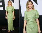 Judy Greer In Saloni - 'Halloween' LA Premiere