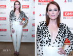 Julianne Moore In Givenchy - 2018 Gay Men's Health Crisis Annual Gala