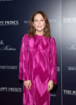 Julianne Moore In Givenchy - 'The Happy Prince' New York Screening