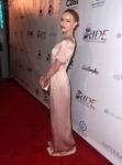 Kate Bosworth In Beulah London - RIDE Foundation's second Annual Dance For Freedom
