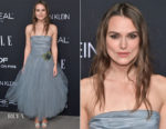 Keira Knightley In Prada - ELLE's 25th Annual Women In Hollywood Celebration