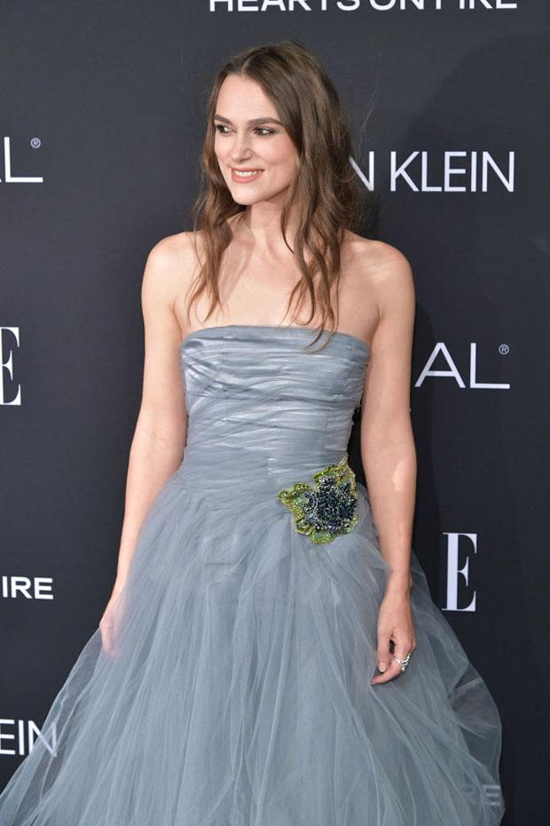 Keira Knightley In Prada - ELLE's 25th Annual Women In Hollywood Celebration