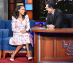 Kerry Washington In Markarian - The Late Show with Stephen Colbert