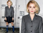 Kiernan Shipka In Thom Browne - Build Series
