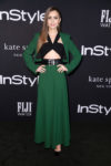 Lily Collins In Givenchy - 2018 InStyle Awards