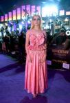 Lucy Boynton In Gucci - 'Bohemian Rhapsody' World Premiere