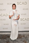 Maggie Gyllenhaal In Nina Ricci - 21st SCAD Savannah Film Festival