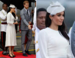 Meghan, Duchess Of Sussex In Zimmerman - Fiji Visit
