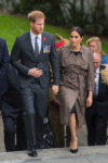 Meghan, Duchess of Sussex In ASOS & Karen Walker - New Zealand Arrival