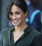 Meghan, Duchess of Sussex makes an official visit to Sussex