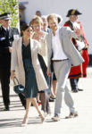 Meghan, Duchess of Sussex In And Other Stories & Hugo Boss - Sussex Visit
