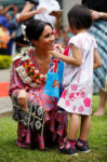Meghan, Duchess of Sussex In Figue - Fiji Day 2