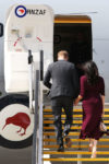Meghan, Duchess of Sussex In Hugo Boss - Sydney Departure
