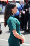 Meghan, Duchess of Sussex In Jason Wu - Labalaba Statue Unveiling
