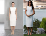 Meghan, Duchess of Sussex In Karen Gee - Admiralty House